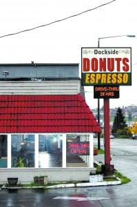 Dockside Donuts on Puyallup Avenue Photo Courtesy of Nicholas Stillman