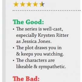 Jessica Jones Review