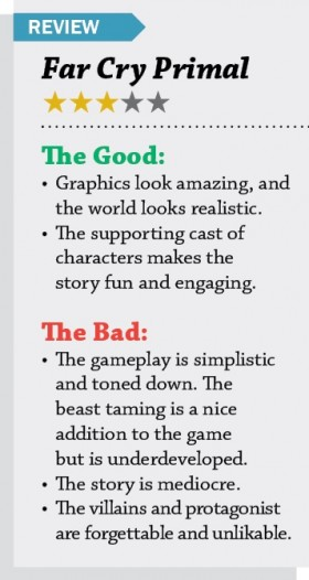 Review Box Far Cry Primal