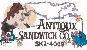 COURTESY OF ANTIQUE SANDWICH COMPANY