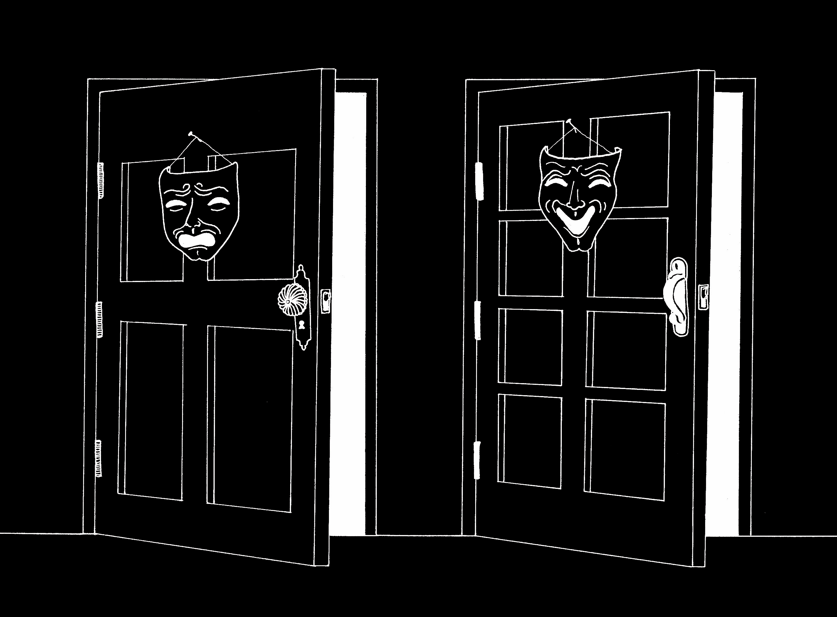 Angry and Neurotic Doors