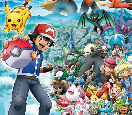 Review Pokemon X Y The Tacoma Ledger