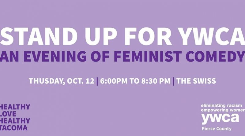 Feminist comedy and everything Domestic Violence Awareness Month