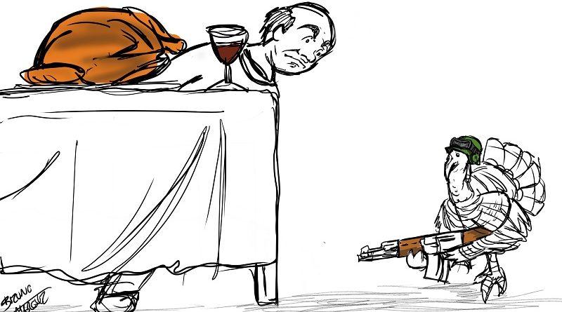 Satire: Prepare for the turkey apocalypse