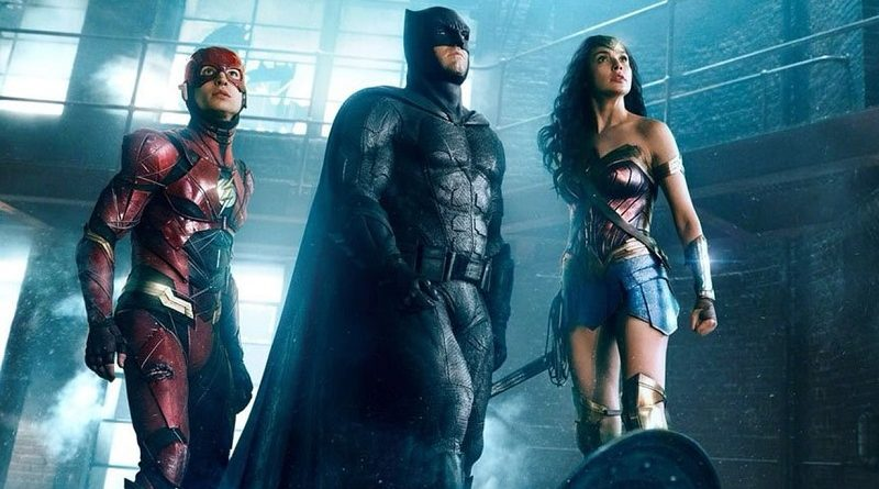 'Justice League' is a trainwreck