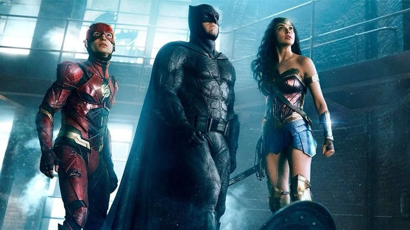 DC Films Shake-Up Coming After Justice League Failure