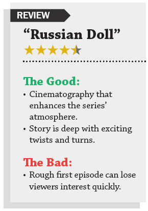 Russian Doll' traps audiences in an wonderfully complex plot - The